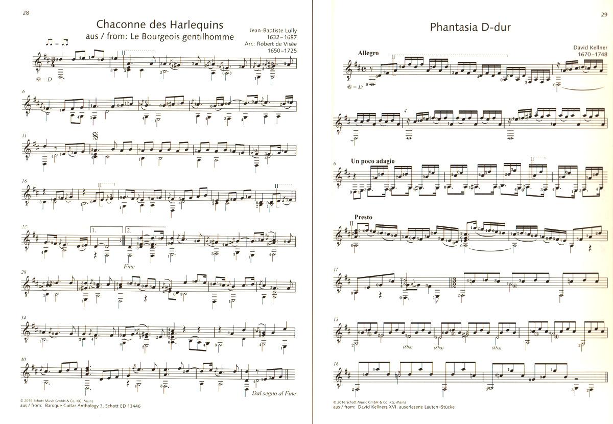 Schott Gitarren Noten ED22060-9783795749729 Best of Guitar Classics