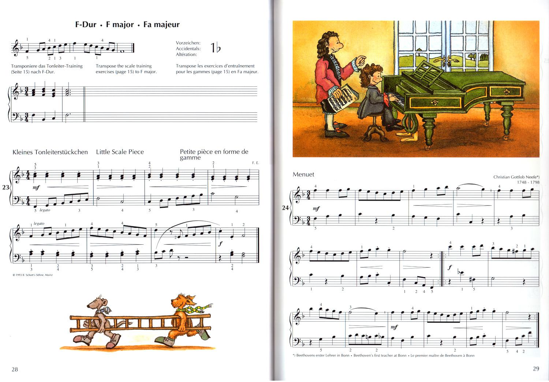 Europäische Klavierschule Band 2 Mit Cd B Ware Fritz Emonts Lernkurse Für Tasteninstrumente