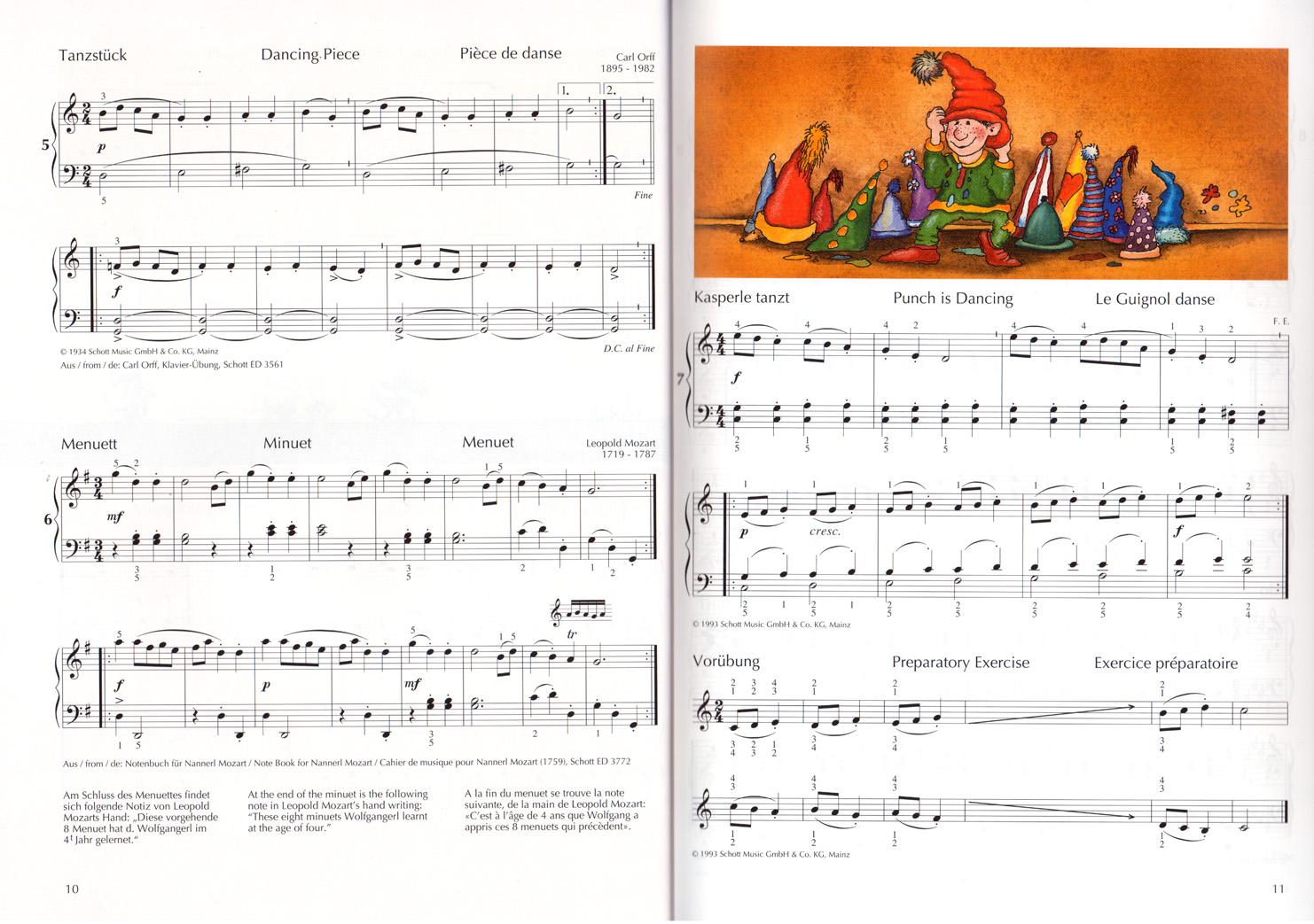 Europäische Klavierschule Band 2 Cd Schott Musik 7932 50 9783795754365 Ebay