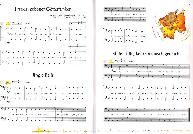 Fröhliche Weihnacht mit der Posaune - Rapp Verlag - WP ...